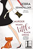 Murder Wears a Little Black Dress (A Resale Boutique Mystery Book 1)