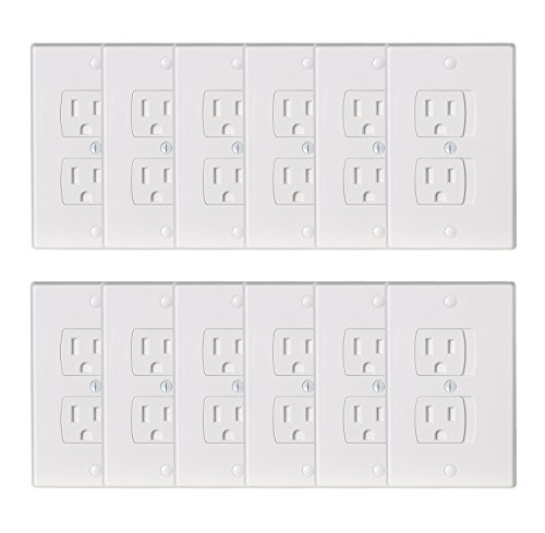 Electrical Outlet Safety Plug - 8