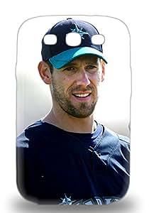 Galaxy S3 MLB Philadelphia Phillies Cliff Lee #3 Print High Quality Tpu Gel Frame Case Cover ( Custom Picture iPhone 6, iPhone 6 PLUS, iPhone 5, iPhone 5S, iPhone 5C, iPhone 4, iPhone 4S,Galaxy S6,Galaxy S5,Galaxy S4,Galaxy S3,Note 3,iPad Mini-Mini 2,iPad Air )