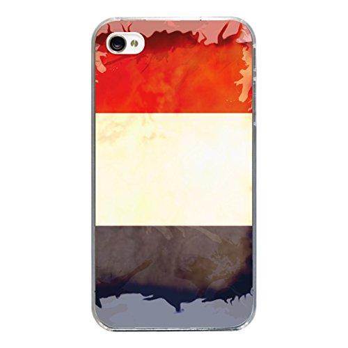 "Disagu Design Case Coque pour Apple iPhone 4 Housse etui coque pochette ""Niederlande"""