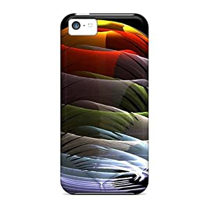 Ykx24889jsMF Phone Cases With Fashionable Look For Iphone 5c - Levels Circular
