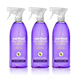 Method All-Purpose Natural Surface Cleaner, French Lavender,28 Fl Oz...