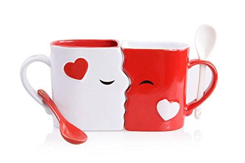 Comprar taza encaje beso