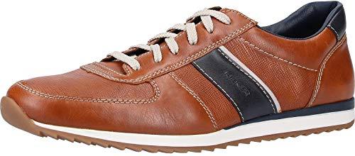 lacci scarpe ozean Nuss Stringate Uomo sportivo ice casuale Rieker 19322 elegante 22 Sneaker qnRTwtA