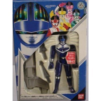 Mirai Sentai Time Ranger shun Hero 2 time Blue