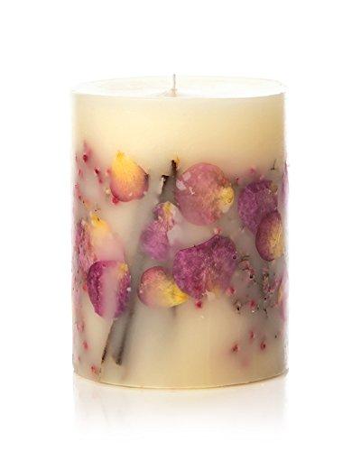 ロージーリングス ボタニカルキャンドル ビッグラウンド アプリコット&ローズ ROSY RINGS Round Botanical Candle Big Round – Apricot Rose B01DK6RVRU
