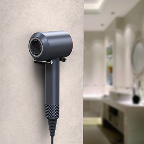 Wall Mount Holder For Dyson Supersonic Myriann Bathroom