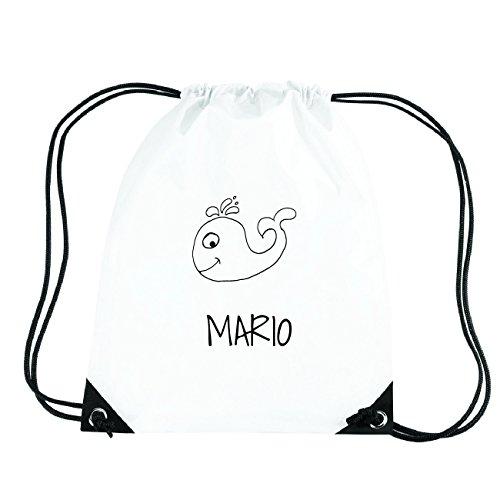 JOllipets MARIO Turnbeutel Sport Tasche PGYM5718 Design: Wal