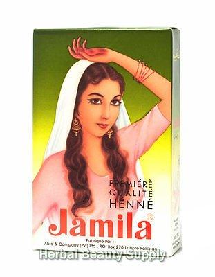 1x 100g Jamila Pure Henna Powder Hair Color Mehendi Mehandi Best Quality Fresh