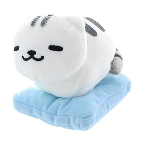 Neko Atsume Plush | Mack - 6 Inch | Kawaii Cat Plushy 1