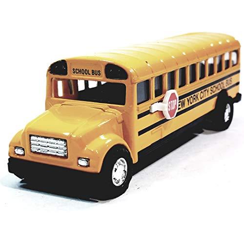 - Classic Yellow Public City New York School Bus 5