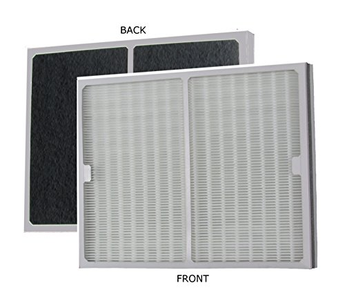 Aftermarket Replacement Blueair 200/300 series carbon smoke filter by FiltersAmerica