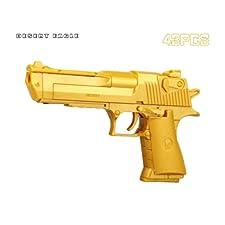 Auto Mag-Fed Desert Eagle Gel Ball Blaster Toy (Nerf) Gun AUS STOCK