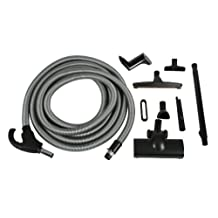 Cen-Tec Systems 90320 Central Vacuum Accessory Kit with 30-Feet Low Voltage Hose