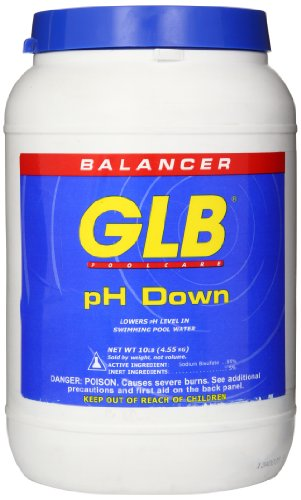 GLB Pool Spa Products 10 Pound product image