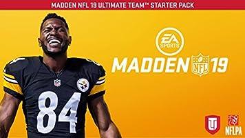 Madden 19 - MUT Starter Pack [Online Game Code]