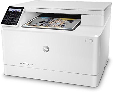 HP Laserjet Pro M180nw All in One Wireless Color Laser Printer T6B74A Renewed