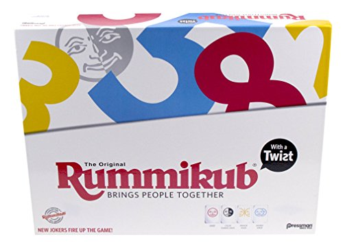 Pressman Toys 0411 Rummikub Twist Game