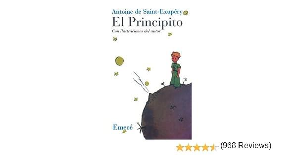 El Principito: Amazon.es: Saint-Exupery, Antoine de, Del Carril ...