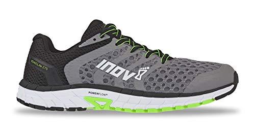 Inov-8 ROADCLAW 275 V2 Road Running Shoe - Men's, Gray/Green, Wide, 12, 000634-GYGR-s-12