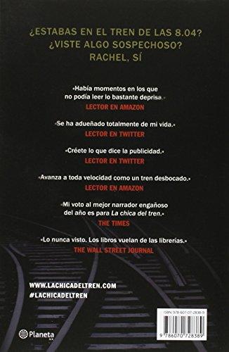 la-chica-del-tren-spanish-edition
