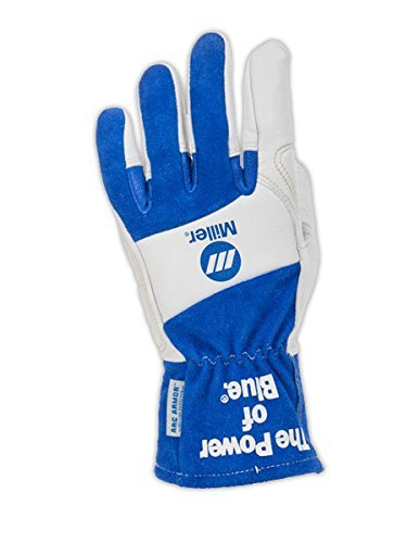 Miller 263354 Arc Armor TIG Welding Multitask Glove, Large (Purpose Gloves Welding)
