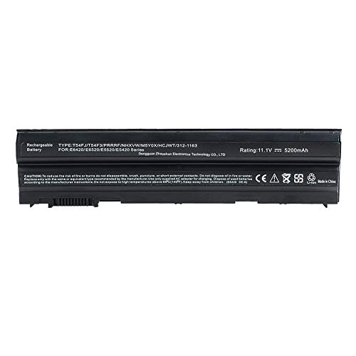 Alipower Laptop Battery Replacement for Dell Latitude E5430 E6420 E5420 E6520 E5530 E5520 E6430 E6520, Inspiron 5520 5720, Vostro 3560, Fits P/N 8858x T54F3 T54FJ 2P2MJ DHT0W - 12 Months Warranty