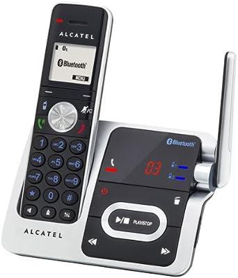 Alcatel XP1050 - Teléfono digital inalámbrico (Bluetooth, sistema de grabación), negro [importado]: Amazon.es: Electrónica