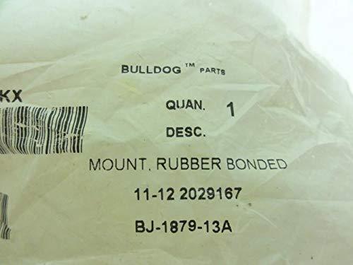 Bulldog BJ-1879-13A Rubber Bonded Mount