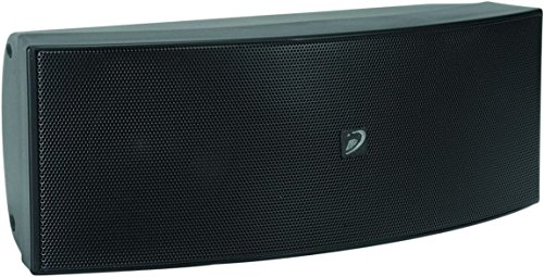 Dayton Audio CCS-33B 3-Way Center Channel Speaker - Black by Dayton Audio
