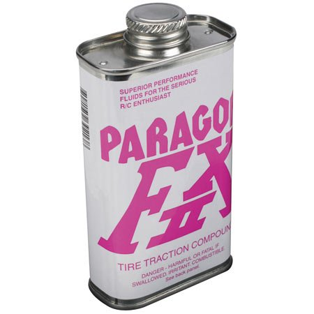 Paragon Racing FX II Tire Traction Compound - Racing Paragon