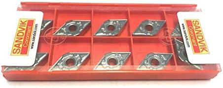 10 Wendeplatten DNMX 110404-WF 1515 zum Drehen - SANDVIK