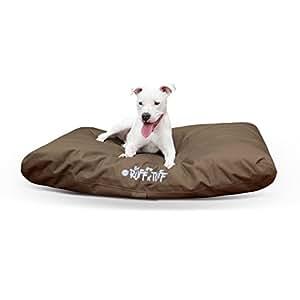 "K&H Pet Products K-9 Ruff n' Tuff Pet Bed Large Chocolate 36"" x 48"""