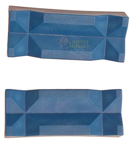 Boost Monkey Plastic Jaw Protective Inserts pad for Bench Vise AN Fitting 3 4 6 8 10 tool -AN (Inserts Plastic Protective)