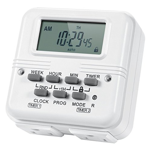 digital wall outlet timer - 6