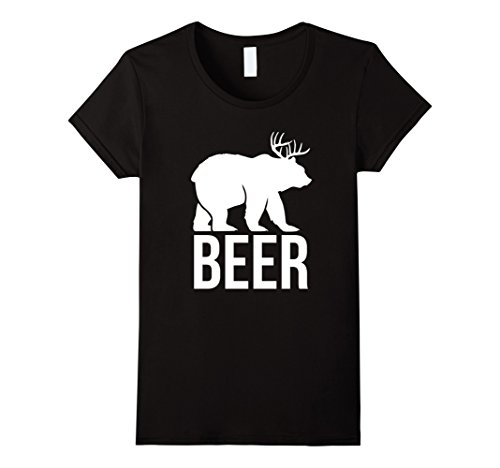Funny T shirt BEER Bear Deer product image