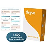 Thryve Inside Gut Health Test / Explore Your Microbiome / The World's 1st Gut Microbiome Test with Personalized Nutrition/Probiotics and Supplement Recommendations