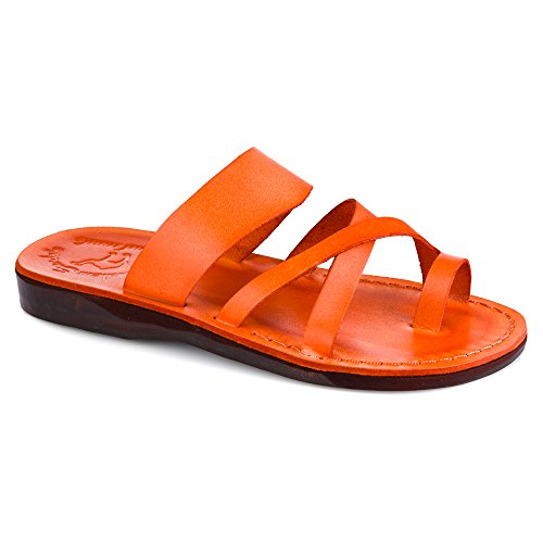 Orange Sandal Slide Good Sandals The Women Shepherd Jerusalem xOw0n