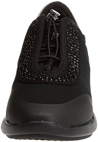 Geox Noir Ophira Femme E black Baskets Basses TArTcaR