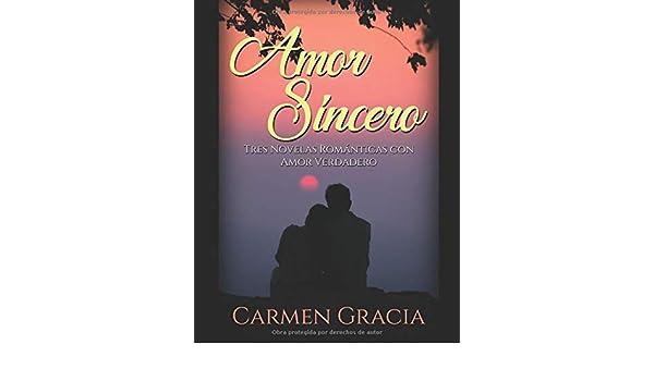 Amor Sincero: Tres Novelas Románticas con Amor Verdadero Colección ...