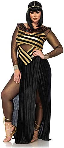 41AY fI9msL. AC  - Leg Avenue Women's Queen Cleopatra Costume