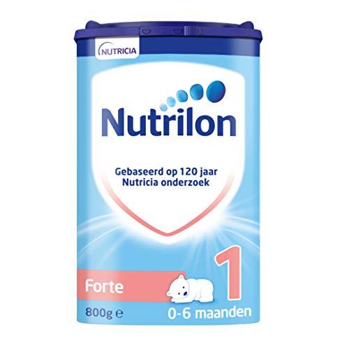 Nutrilon Forte 1 – vanaf 0 maanden – aangepaste eiwitsamenstelling – 800 gram – Flesvoeding