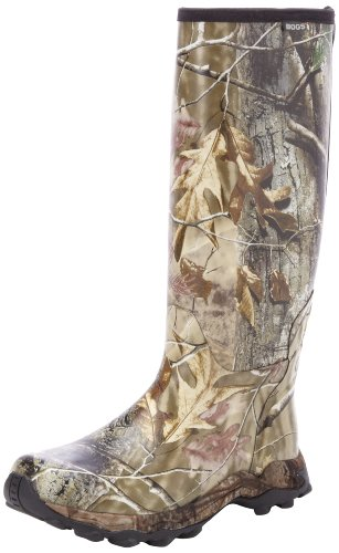 Bogs Men's Diamondback Waterproof Hunting Boot, Real Tree, 9 D(M) US