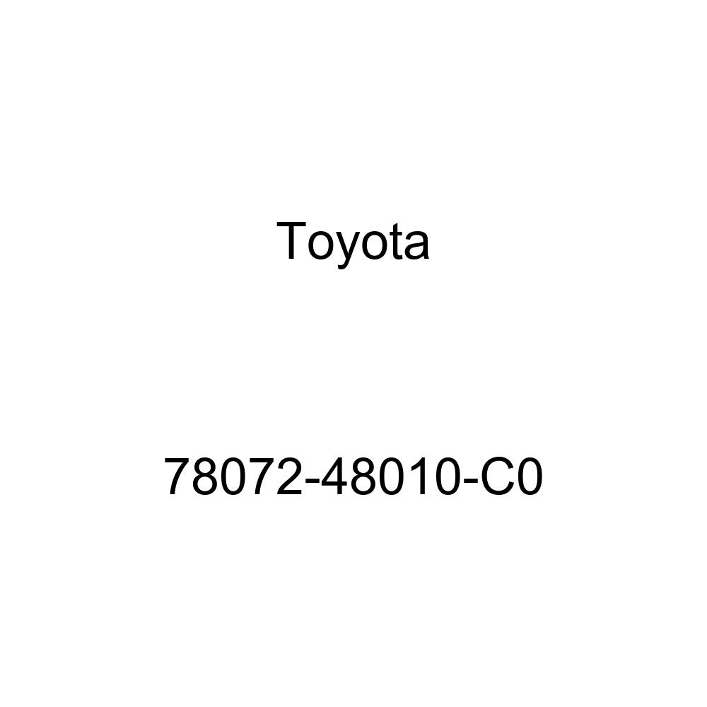 Toyota Genuine 78072-48010-C0 Seat Cushion Cover Sub Assembly