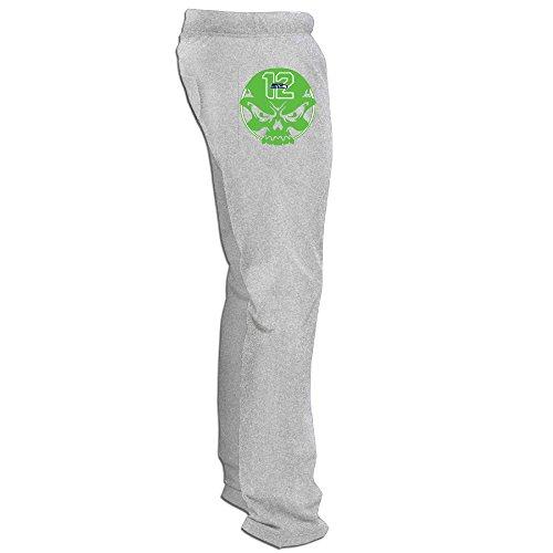 Juice Forus Men's Super Seahawk Bowl Workout Pants Ash 3X]()