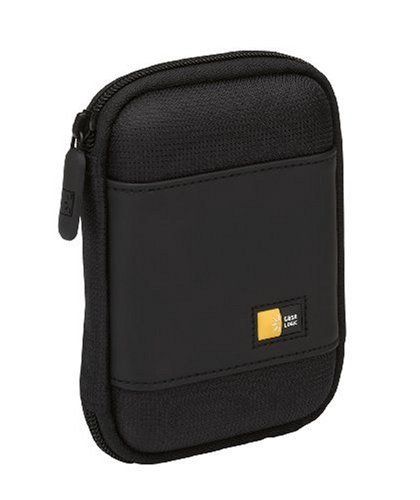 Case Logic PHDC-1 Compact Portable Hard Drive Case