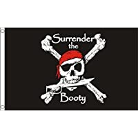 AZ FLAG Bandera Pirata One Eyed Jack 90x60cm