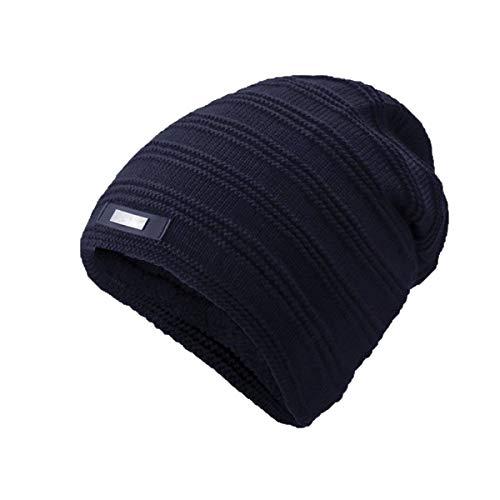 Hombres sólido la Terciopelo Color A D tamaño Punto cálido Un Sombrero de Grueso Color los de de más de HhGold Sombrero Invierno de de tamaño Sombrero Cabeza YAxCwq4zO