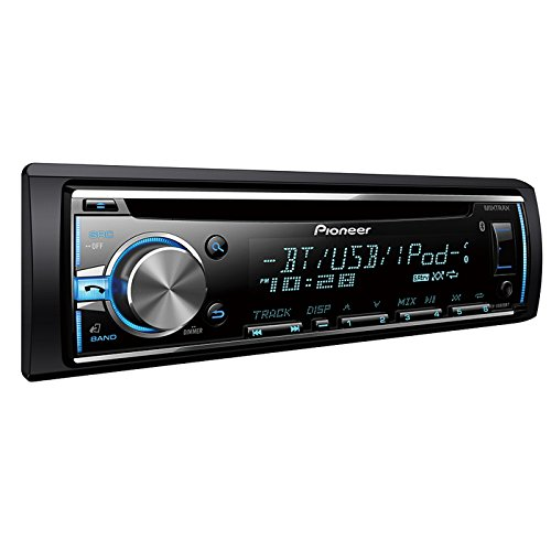 Pioneer DEH-X6800BT CD Receiver, MIXTRAX/Bluetooth/SIRI Eyes Free/USB Playback/Android Music Support/Pandora (Discontinued by Manufacturer)