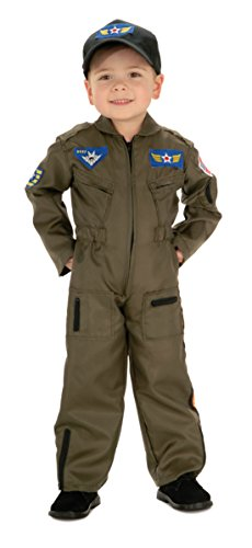 Air Force Fighter Pilot Child Costume - Small ()